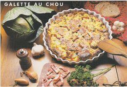 RECETTE DE CUISINE La Galette Au Chou - Ricette Di Cucina