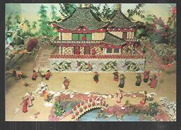 Cpm 5621177 Plouharnel Le Galion Pagode Japonaise , Exposition De Coquillage - Frankreich