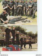 Centre D'instruction De La Brigade De Sapeurs Pompiers De Paris - 2 CPAS - Villeneuve Saint Georges