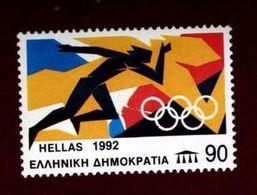 Grèce 1992 - Jeux Olympiques De Barcelone - Grèce