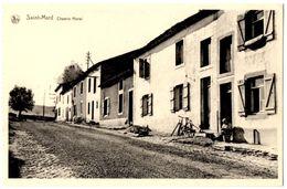 BELGIQUE VIRTON - SAINT-MARD - Chemin Morel - Editeur: Jean-Jacques, Saint Mard - Virton