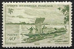AOF 1947 -  YT  26 - Niger   -  NEUF** - Neufs