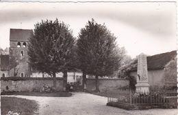 51 VILLENEUVE RENNEVILLE L'église Et Le Monument - France