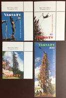 Vanuatu 2003 Pentecost Island Land Diving MNH - Vanuatu (1980-...)