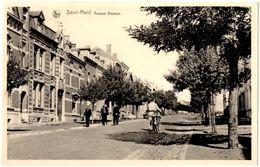 BELGIQUE VIRTON - SAINT-MARD -  Avenue Bouvier - Editeur: Jean-Jacques, Saint Mard - Virton