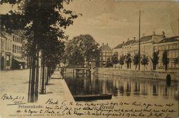 Breda // Prinsenkade (niet Standaard) 1901 Scheur - Breda
