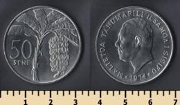 Samoa 50 Sene 1974 - Samoa