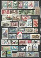 R165C--LOTE SELLOS COLONIAS FRANCIA COLONIAS FRANCESAS EN AFRICA,ANTIGUAS DEPENDENCIAS DE FRANCIA EN AFRICA,SIN TASAR.SI - France (ex-colonies & Protectorats)