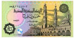 EGYPT 50 PIASTRES 2017 Pick 70c Unc - Egipto