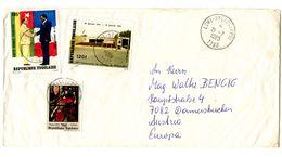 Togo, Letter Cover Posted 1985 B200725 - Togo (1960-...)