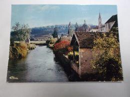 AISEY SUR SEINE La Seine Vue Du Pont - Francia