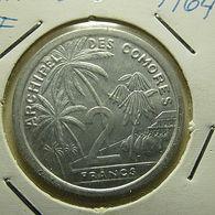Comoros 2 Francs 1964 - Comores