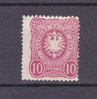 Deutsches Reich - 1880 - Michel Nr. 41 - Ungebr. M. Falz - Germany