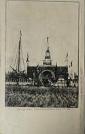 Katwijk Aan Zee //   Visscherij Tentoonstelling 1902 Nauta 514 Met KR /Vert. Rand Vouw!! - Katwijk (aan Zee)