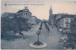 CPA - Bruxelles -  Molenbeek Saint Jean - Boulevard Du Jubilé - Molenbeek-St-Jean - St-Jans-Molenbeek