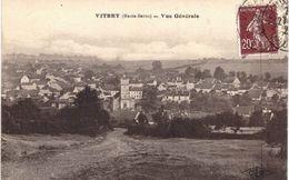 Carte POSTALE Ancienne De  VITREY - France