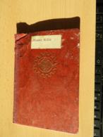 """Mitgliedsbuch """"Deutsche Arbeitsfront"""" 1935 Ludwigshafen - Documenten"""