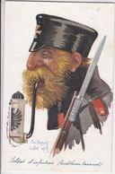 Em. Dupuis - Lille 1914 - Soldat D'Infanterie (Laudshurm Bavarois) - Characters