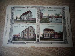 68 Souvenir De MONTREUX JEUNE Multivues - Autres Communes