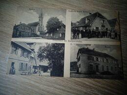 CPA Multivues Souvenir De BALDERSHEIM 68 - Autres Communes