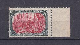 Deutsches Reich - 1915/19 - Michel Nr. 97 Rand - Ungebr. M. Falz/Postfrisch - Germany