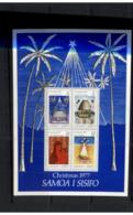 (stamps / 3-8-2020) Samoa I Sisifo Mini-sheet (mint) 2 Mini-sheet - Samoa