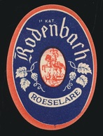 RODENBACH 1e KAT. ROESELARE - Beer