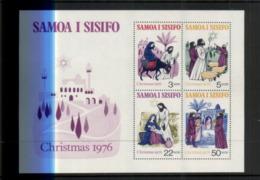 (stamps / 3-8-2020) Samoa I Sisifo Mini-sheet (mint) 1 Mini-sheet - Samoa