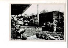 55832 - LE SOIR 75 - SCENE DE LA VIE QUOTIDIENNE A LA BRASSERIE WIELEMANS AVANT 1914 - BRUXELLES - Ambachten