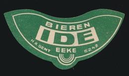 BIEREN IDE  EEKE - Beer