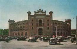CPSM - MADRID - PLAZA De TOROS … (voitures) - Edition P.Esperon - Madrid