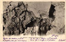 CPA Morgat- Interieur De La Grotte De L'Autel FRANCE (1026489) - Morgat