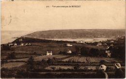CPA Morgat- Vue Panoramique FRANCE (1026492) - Morgat