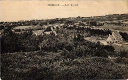 CPA Morgat- Les Villas FRANCE (1026494) - Morgat