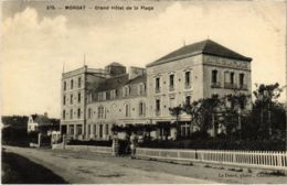 CPA Morgat- Grand Hotel De La Plage FRANCE (1026495) - Morgat