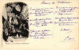 CPA Morgat- Petite Grotte De Ruillianec FRANCE (1026497) - Morgat