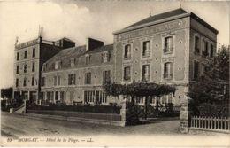 CPA Morgat- Hotel De La Plage FRANCE (1026498) - Morgat