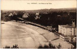 CPA Morgat- Les Hotels Et Les Villas FRANCE (1026499) - Morgat