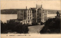 CPA Morgat- Hotel De La Mer FRANCE (1026503) - Morgat