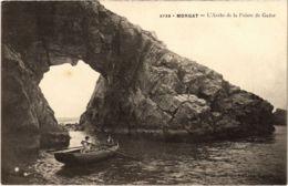 CPA Morgat- Arche De La Pointe De Gador FRANCE (1026510) - Morgat