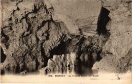 CPA Morgat- La Grande Grotte De L'Autel FRANCE (1026511) - Morgat