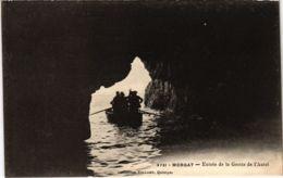 CPA Morgat- Entree De La Grotte De L'Autel FRANCE (1026515) - Morgat