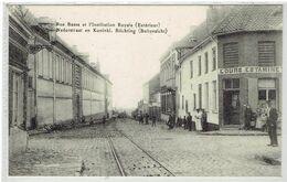 MESSINES - Rue Basse Et L' Institution Royale - Nederstraat En Koninkl. Stichting - Messines - Mesen