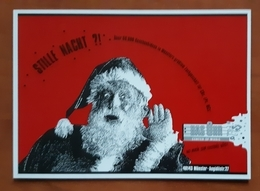 Stille Nacht Carte Postale - Publicidad
