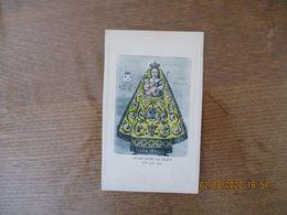 NOTRE DAME DE GRACE PRIEZ POUR NOUS  LOOS 1146-1879 CARTE POSTALE - Andachtsbilder