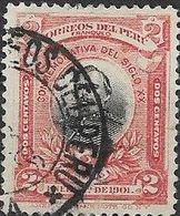 PERU 1901 Advent Of The 20th-century - 2c. Colonel Bolognesi FU - Peru