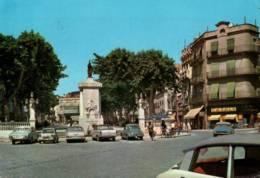 CPM - FIGUERAS - RAMBLA SARA JORDA … (voitures Citroën DS) - Edition Meli - Gerona