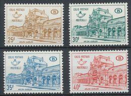 Chemin De Fer - TR400/03 çàd Série Complète ** Neuf Sans Charnières (MNH) / Colis Postaux, Gare D'Arlon. - 1952-....