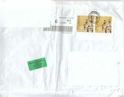 Hongkong 2010, Brief, Gelaufen / Hongkong 2010, Cover, Used - Cartas