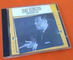 CD (Jazz)   Duke Ellington   Sophisticated  Lady   (1999)  Vogue  670502 - Jazz